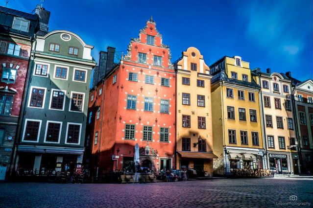 Estudar na Suécia | Estocolmo| Foto: Linus Leijon photograpy, via Flickr