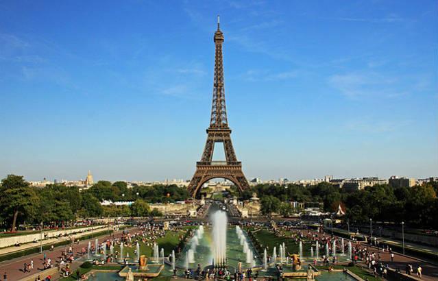 Bolsa Eiffel | Foto: NonOmnisMoriar, via Wikimedia Commons