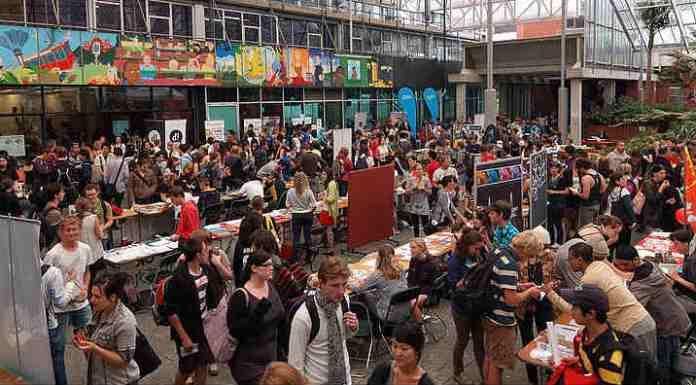 Universidade de Victoria em Wellington, Nova Zelândia | Foto: Rosino, via Wikimedia Commons