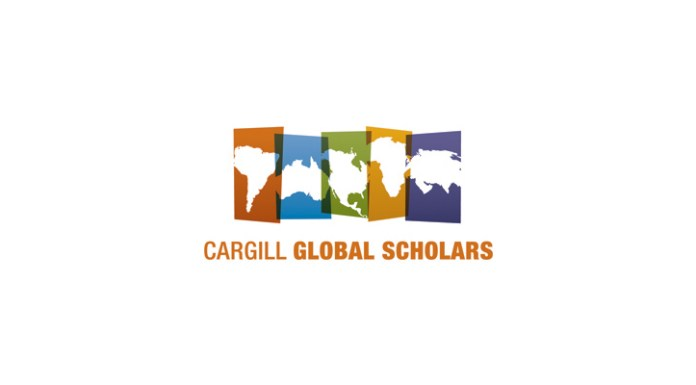 Programa Cargill Global Scholars 2018 | Crédito: Divulgação