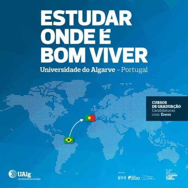 Universidade do Algarve - cursos de verão | Crédito: Divulgação