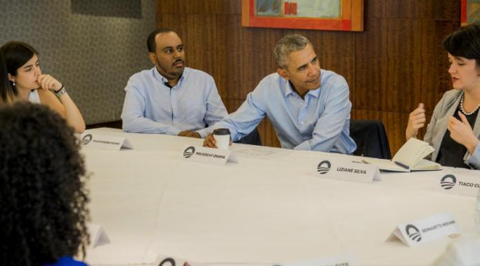 Mestrado em Chicago | Fundação Obama | Foto: Liziane Silva
