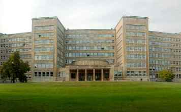 Mestrado na Universidade Goethe, Frankfurt | Foto: Hannes72, via Wikimedia Commons