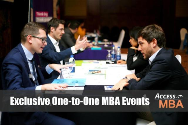 Feira Access MBA em São Paulo | Crédito: divulgação