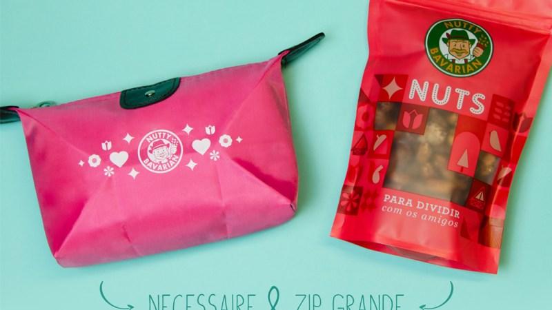 Nutty Bavarian lança três kits promocionais para o mês das mães
