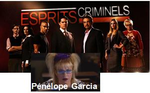 Pénélope Garcia - Esprits Criminels