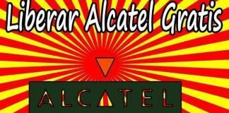 Como Liberar por Codigo Celulares Alcatel Gratis 4