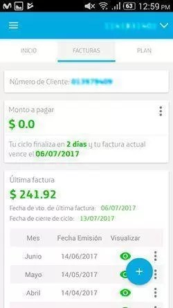 Como Imprimir la Factura de Movistar Argentina, Factura ...