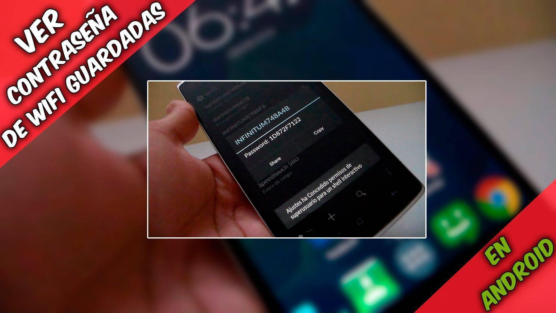 Ver Contraseñas Wifi Guardadas Android Sin Ser Root 2021 Blog De Celulares