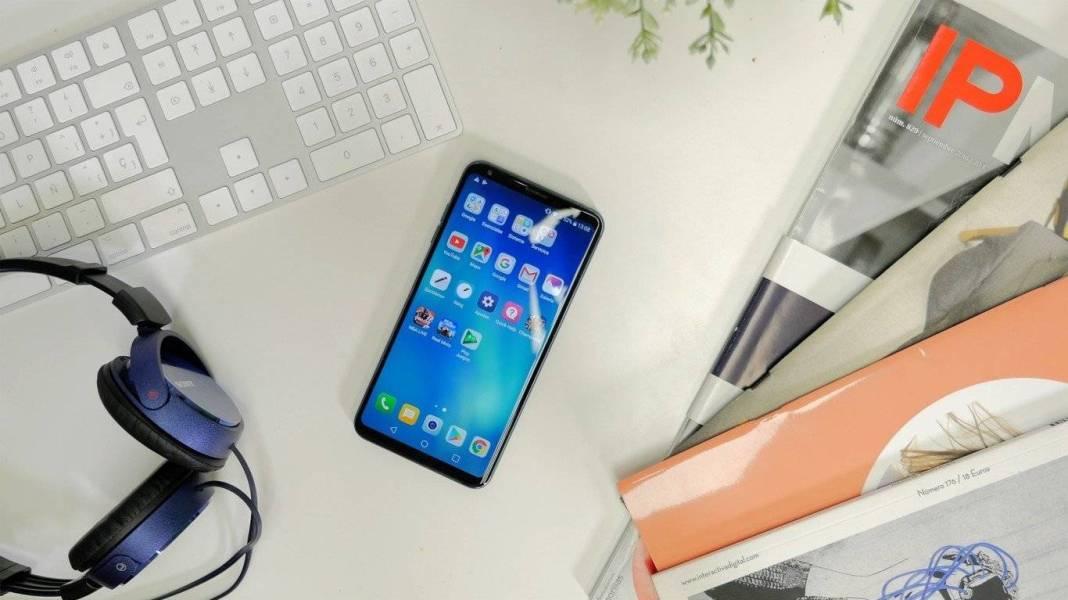 LG V30s, nuevo celular de LG que llega con inteligencia artificial 2