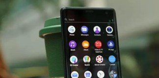 Xperia XZ3, el nuevo Buque Insignia  de Sony 3