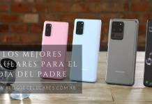 Los celulares de alta gama para regalar en el dia del padre