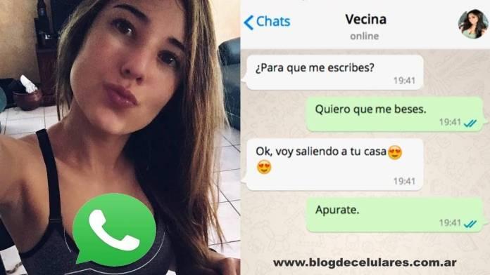 Números de Whatsapp para Intercambiar Fotos y Vídeos