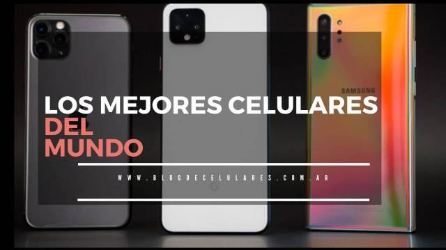 mejores celulares del mundo