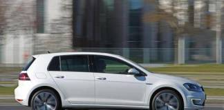 Volkswagen Golf GTE: El Golf híbrido 1