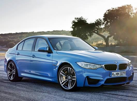El Nuevo BMW M3 2015, precio y características 3