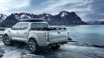 Renault Alaskan en Argentina, Precio, Fotos de la pick-up de Renault 3