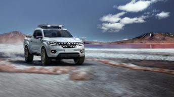 Renault Alaskan en Argentina, Precio, Fotos de la pick-up de Renault 4