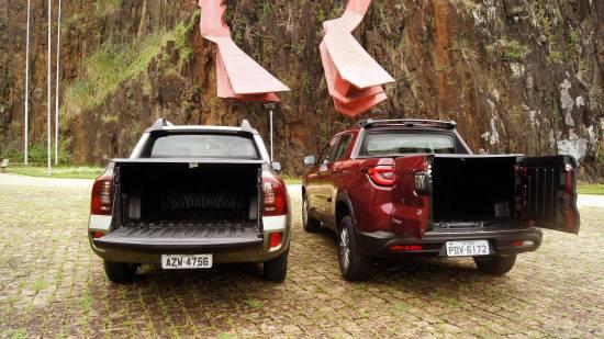 Fiat Toro vs Renault Duster Oroch ¿cual es la mejor y la mas barata?