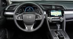 Nuevo Honda Civic 2017, Precio, Motores y Versiones Disponibles 2
