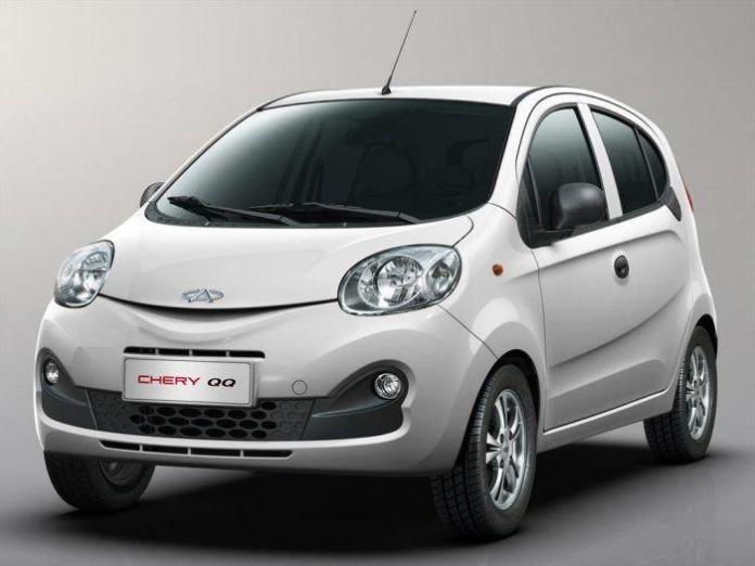 Chery QQ Light Security Hatchback Nafta 1.0 L 68cv $195.619 Chery QQ Confort Security Hatchback Nafta 1.0 L 68cv $213.293