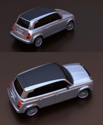 Nuevo Renault 4 2020, vuelve un icono de Renault en un prototipo