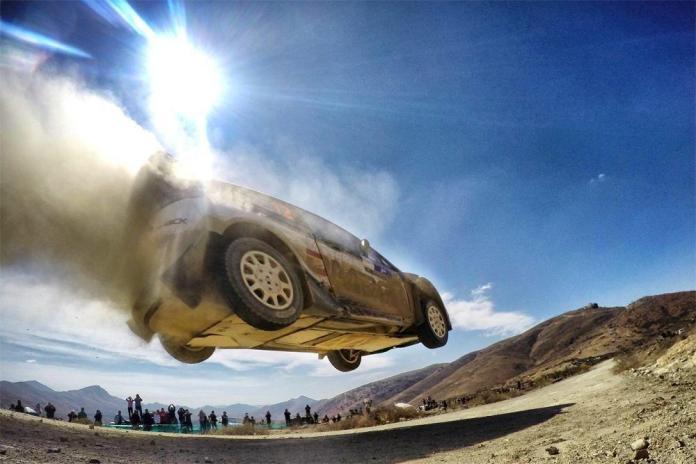 Recorrido del Rally Mundial 2017 (WRC) en Córdoba Argentina