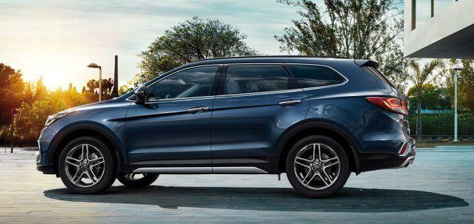 Hyundai Grand Santa Fe V6 (2018) Precio, Equipamiento, Fotos, Motor 4