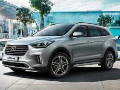 Hyundai Grand Santa Fe V6 (2018) Precio, Equipamiento, Fotos, Motor 7