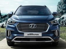 Hyundai Grand Santa Fe V6 (2018) Precio, Equipamiento, Fotos, Motor 8