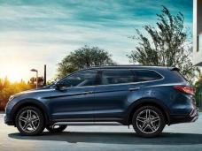 Hyundai Grand Santa Fe V6 (2018) Precio, Equipamiento, Fotos, Motor 9