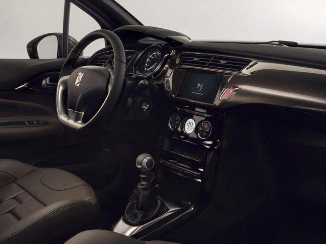 Citroën DS3 Be Chic (2018) Interior