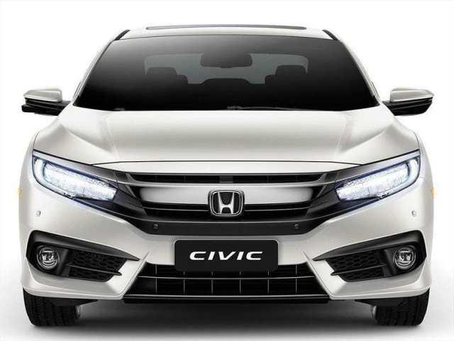 Honda Civic(2018)