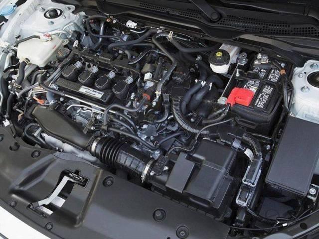 Honda Civic(2018) Motor