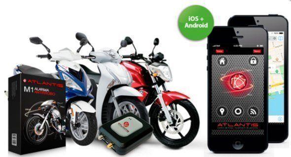 ¿Como elegir una Alarma para motos?