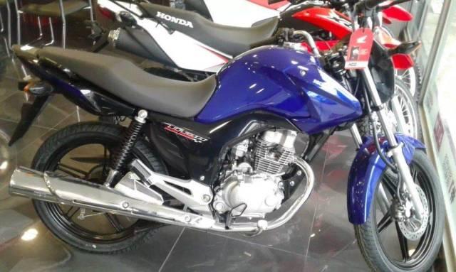 Honda Titan 2020 Ficha Tecnica, Precio en Argentina