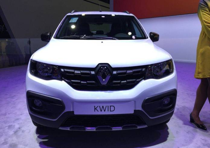 🥈 Renault Kwid 2020