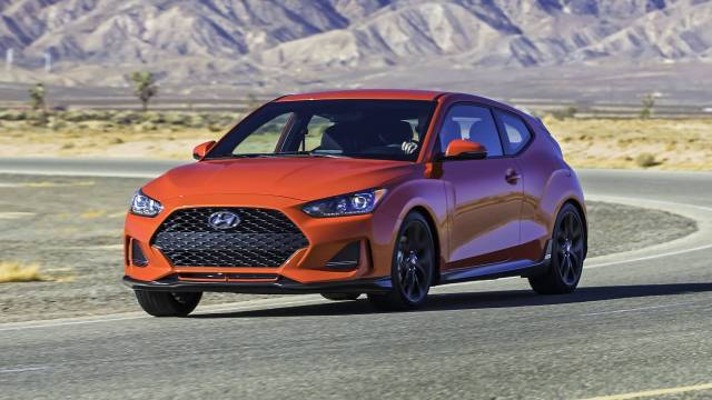 Hyundai Veloster 2019 en Argentina, Precio, Versiones, Equipamiento
