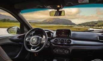 Asi es el Nuevo Fiat Argo Trekking 2020 que llegara a la Argentina 2