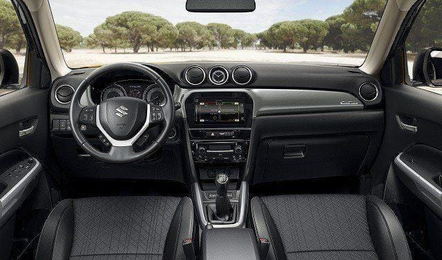 Interior Suzuki Vitara 2020