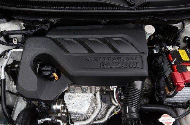Motor Suzuki Vitara 2020