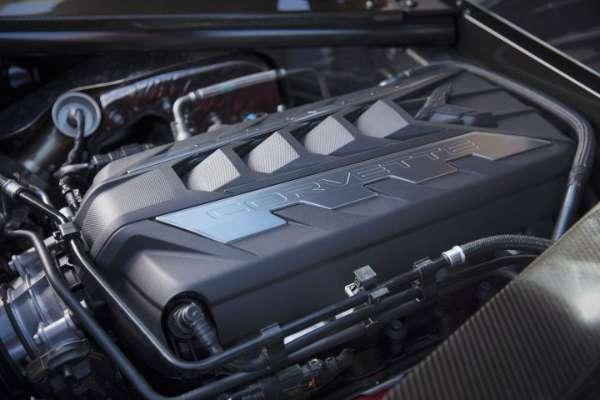 Motor Chevrolet Corvette 2020