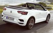 Asi es el Volkswagen T-Roc 2020 Cabriolet que se presento ayer 10