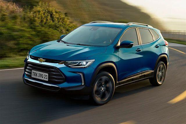 Así es la nueva Chevrolet Tracker que veremos este 2020 en Argentina