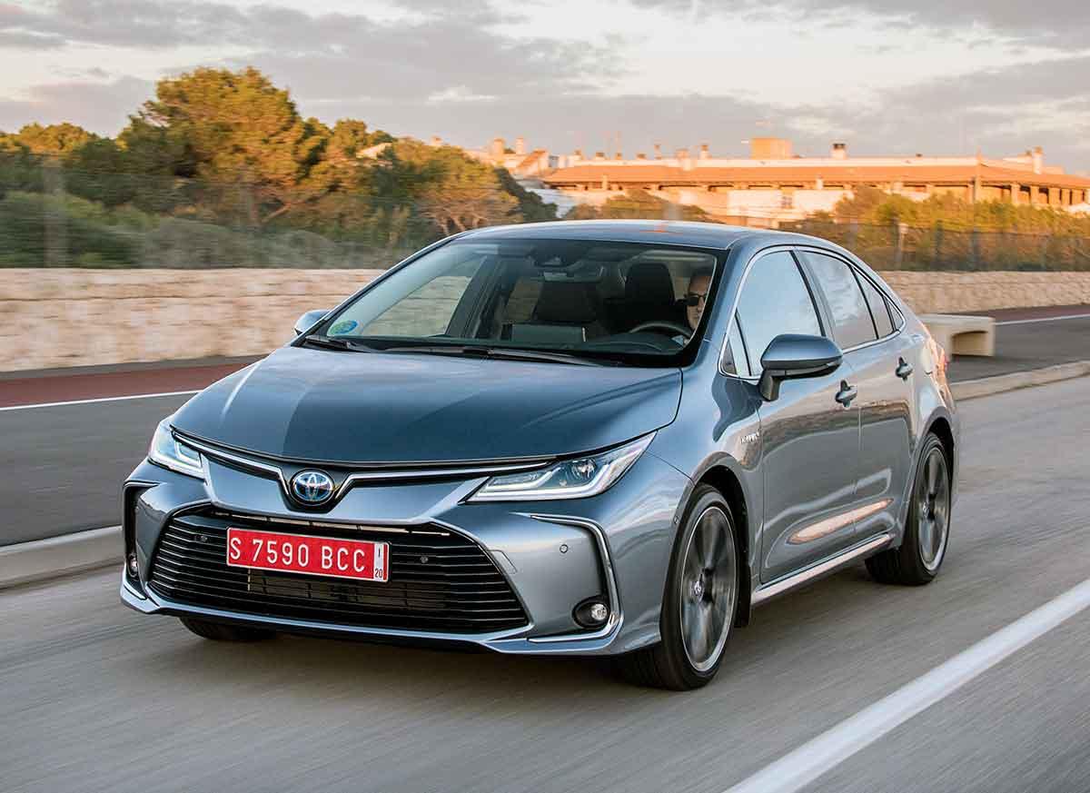 2021 Toyota Altis Interior