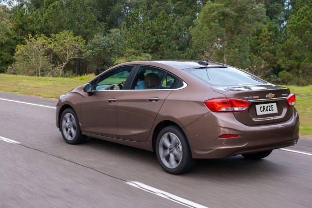 Chevrolet Cruze 2020