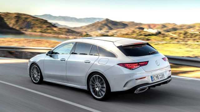 Mercedes-Benz CLA Shooting Brake 2020