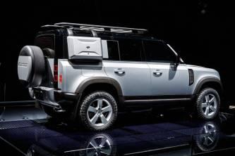 Asi es la Nueva Land Rover Defender 2020 2
