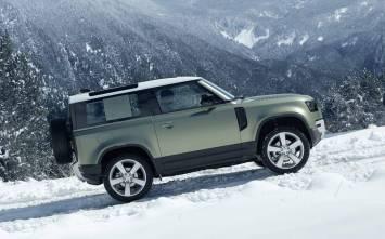Asi es la Nueva Land Rover Defender 2020 5