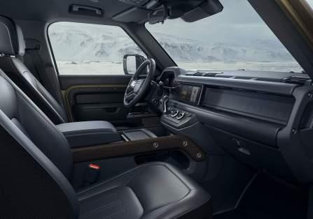 Asi es la Nueva Land Rover Defender 2020 6